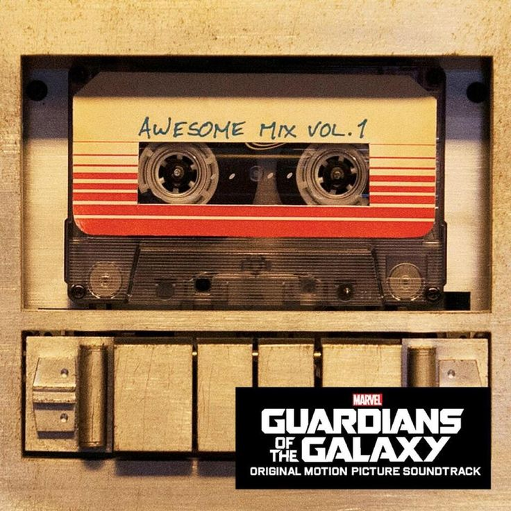 Guardians of the Galaxy Soundtrack #awesome