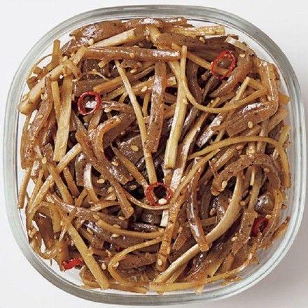 簡単作りおき!「ごぼうとこんにゃくのきんぴら」は、ダイエットにもおすすめです 画像(1/2) 甘辛味がお弁当にもぴったり