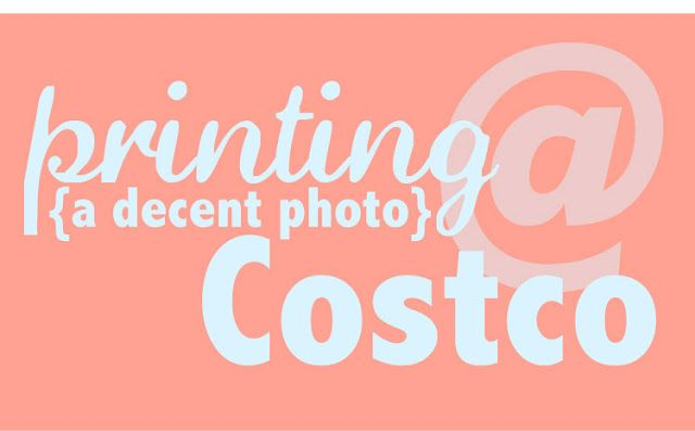 If you have your photos printed at Costco, this guide will help improve your prints.  How to Print Better at Costco