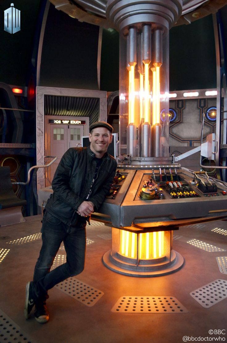Slipknot's Corey Taylor roars into action in this week's #DoctorWho