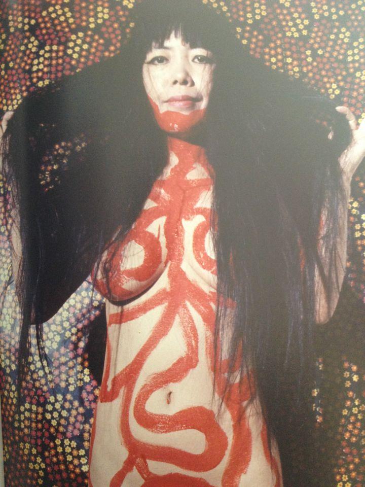 Yayoi Kusama. Art Experience:NYC http://www.artexperiencenyc.com/social_login