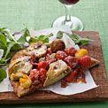 Tomato-Zucchini Bake Recipe - Health.com