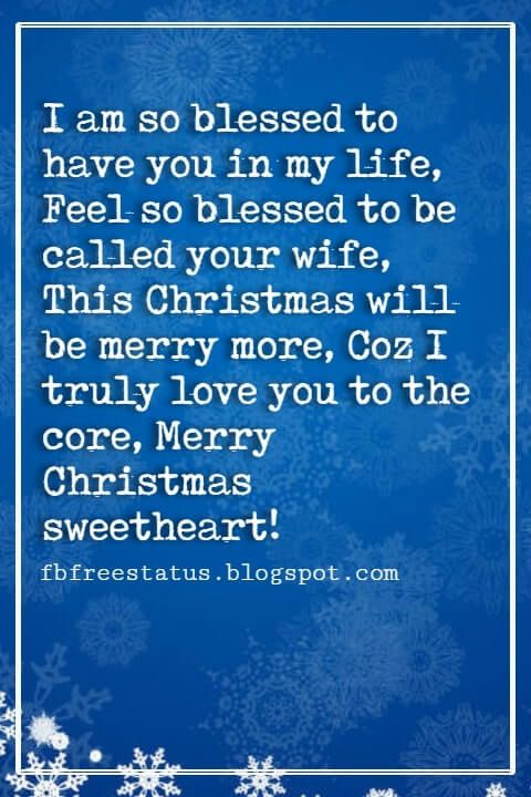 40 christmas messages for husband christmas quotes pinterest