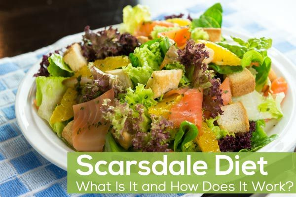 Scarsdale Diet - What Is It and How Does It Work? | StyleCraze