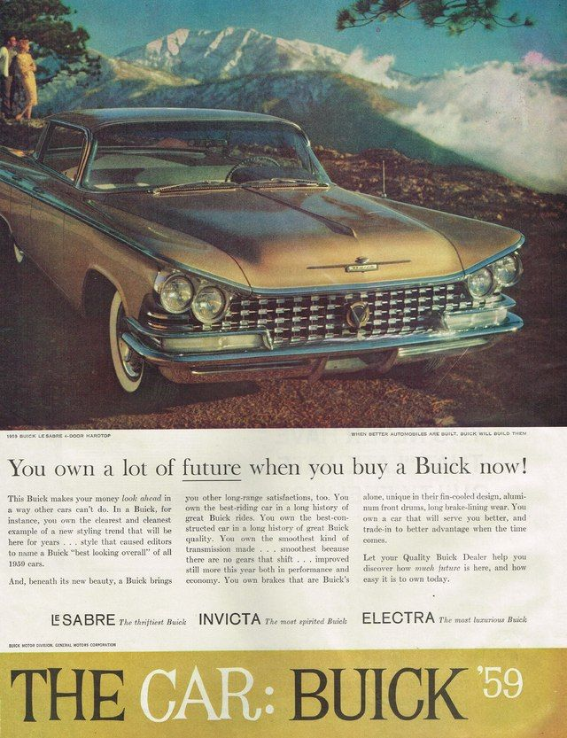 567 best DID YOU REALLY WANT A BUICK? images on Pinterest | Autos ...
