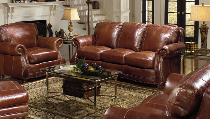 Leather Sofa And Chair Packages