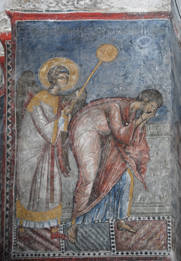 Frescoes - Manasija Monastery