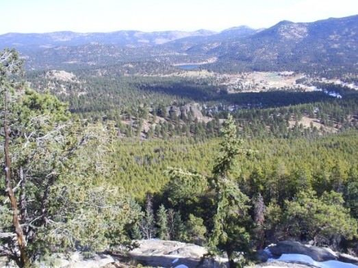 Evergreen Mountain Trail