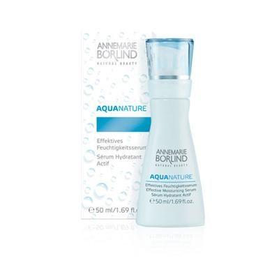 Annemarie Börlind AquaNature Effective moisturizing serum  - 50