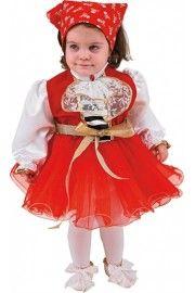 Bebek Kız Korsan Kıyafeti