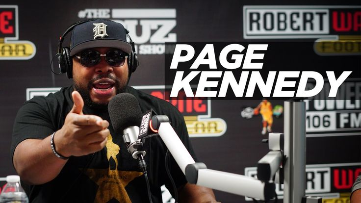 Page Kennedy Talks New Music, Opening For Biggie & Spits A Freestyle