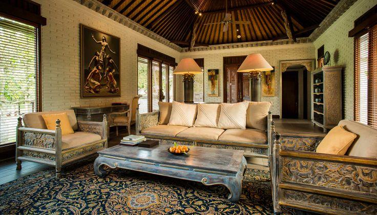 Ubud Hotel | The Chedi Tanah Gajah Luxury Hotel in Ubud