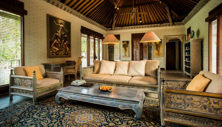 Ubud Hotel | The Chedi Tanah Gajah Luxury Hotel in Ubud