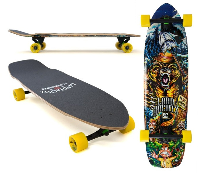 Do you know the Peacemaker from Landyachtz? http://pict.com/p/Z7