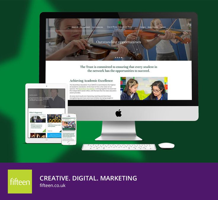 We are pleased to announce the launch of the new website for the David Ross Education Trust. Find out more here http://www.fifteendesign.co.uk/blog/creating-outstanding-opportunities-for-david-ross-education-trusts-new-website/