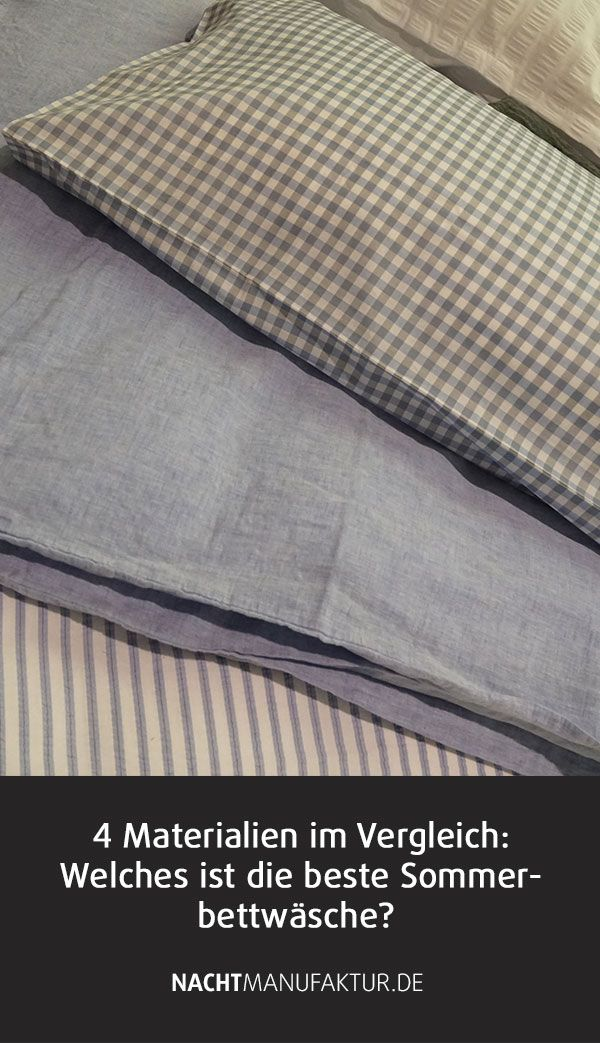 4 Tipps Für Sommerbettwäsche Nachtmanufaktur Bettwäsche