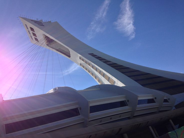 Stade Olympique in Montreal, QC