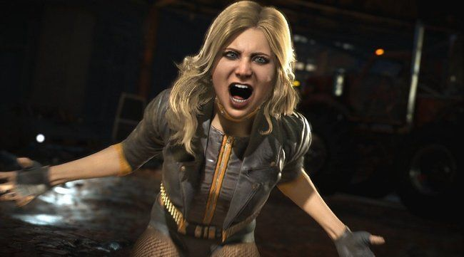 Black Canary Brings the Pain in New Injustice 2 Trailer - http://www.entertainmentbuddha.com/black-canary-brings-the-pain-in-new-injustice-2-trailer/