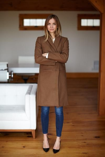 This is a Pre Order Only Item and ships during or before the second week of January 2017. One of our most popular coats to date, updated in a rich, classic, camel. One of the reasons customers have lo