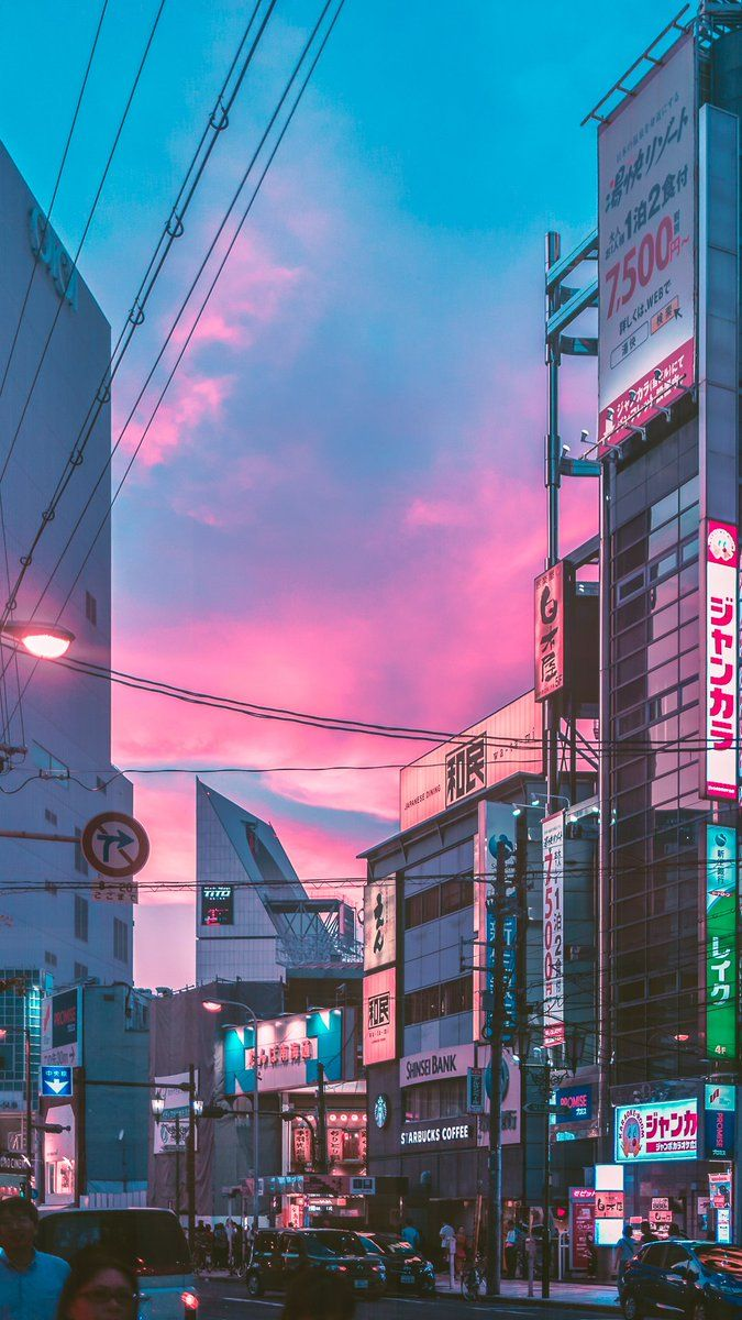 日本 On Pretty Stuff In 2019 Vaporwave Wallpaper