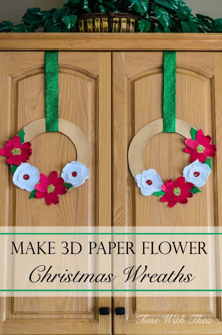 418 best images about time with thea com on pinterest for Christmas paper crafts for adults
