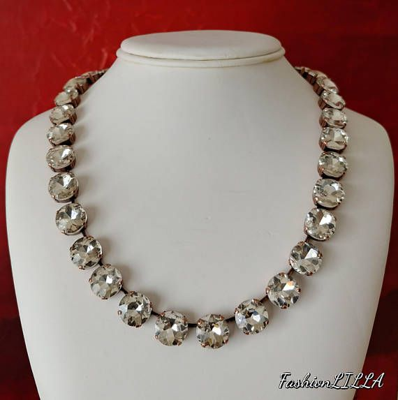 Check out this item in my Etsy shop https://www.etsy.com/ca/listing/587887139/old-mine-cut-diamond-necklacerose-cut