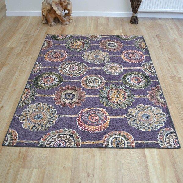 Genova rugs 38172 8131 buy online from the rug seller uk