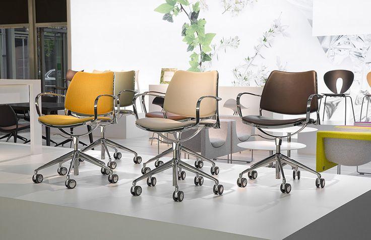 STUA at Orgatec 2014 design furniture fair