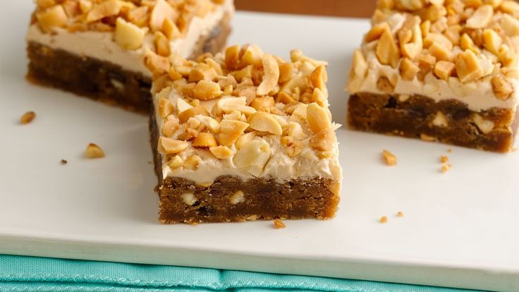 Homemade bars mix up in minutes with a bit of sweet and salty - ingredients easily found in your cupboard.