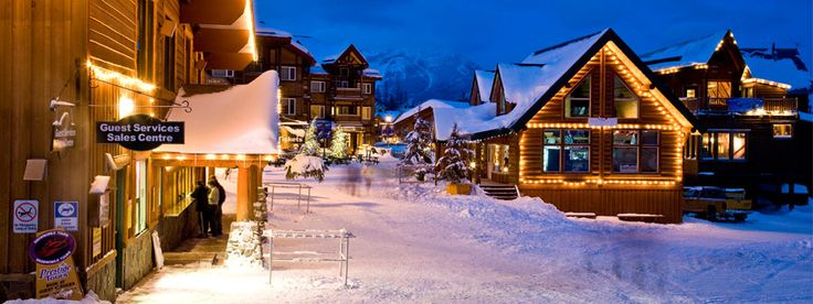 Stay at the Slopeside Lodge and literally a have mountain of adventure a walk away from your doorstep. Alpine skiing & snowboarding, Cross Country Skiing, Snowshoeing tours to name a few