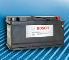 ΜΠΑΤΑΡΙΑ BOSCH S6- Αγοράστε online στο www.tetoma.gr - Bosch S6 High-performance AGM battery30% more deep cycle and vibration resistance than conventional batteries 100% maintenance free* Sealed and 100% leak-proof in any position; also for passenger compartment use Latest technology for start/stop applications 3-year free replacement/pro rata warranty Free road side assistance *under normal operating conditions
