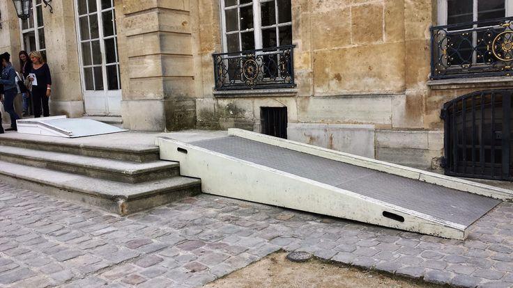 Blog do Cadeirante: Paris para cadeirantes - Parte 2