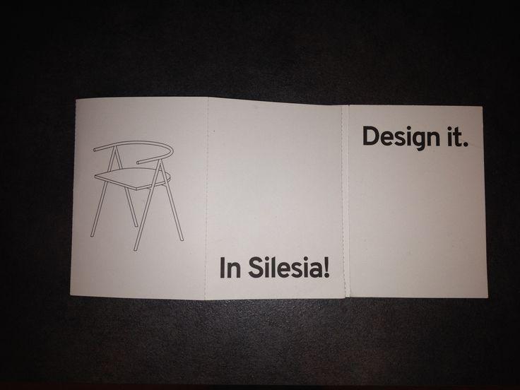 Design it. In Silesia.  - Polnisches Institut Berlin