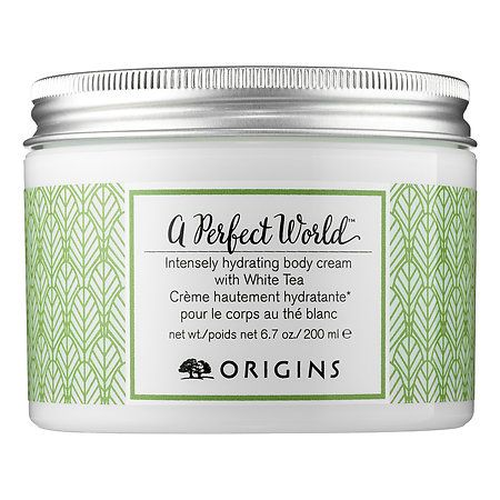 A Perfect World™ Intensely Hydrating Body Cream With White Tea - Origins | Sephora