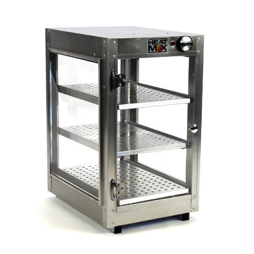 Heatmax Commercial Countertop Food Warmer Display Cabinet Case 14 x 18 x 24 | Jet.com