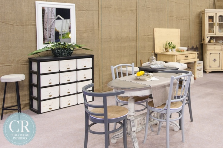 Curly Rooms Interiors - Curly Rooms designed Stand On Kitchen Exposition 2013 - with beauty furnitures of Endredi Design