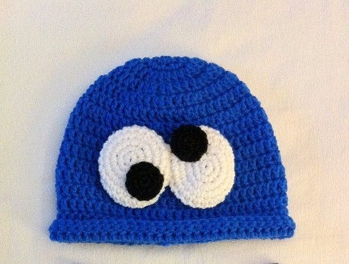 Elmo Knitting Pattern : 17 Best images about Cookie monster on Pinterest ...