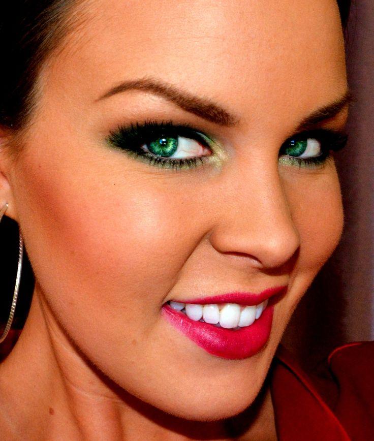 Famoso 14 best Party Makeup Tutorial images on Pinterest | Party makeup  DF42