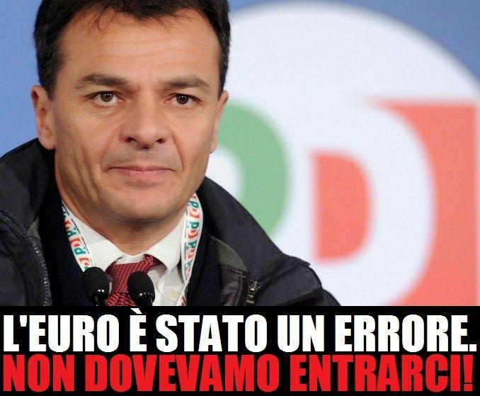 freeskipper : Fassina solo adesso lo ammette: l'euro è stato un ...