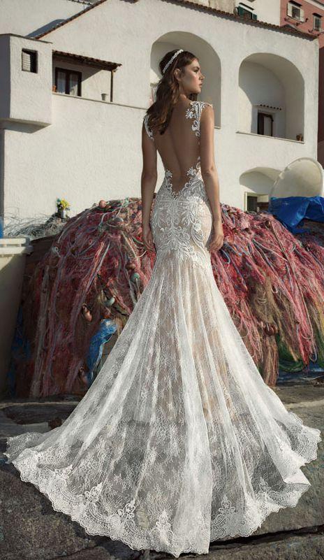 Best 25+ Open back wedding ideas on Pinterest   Detailed ... - photo #38