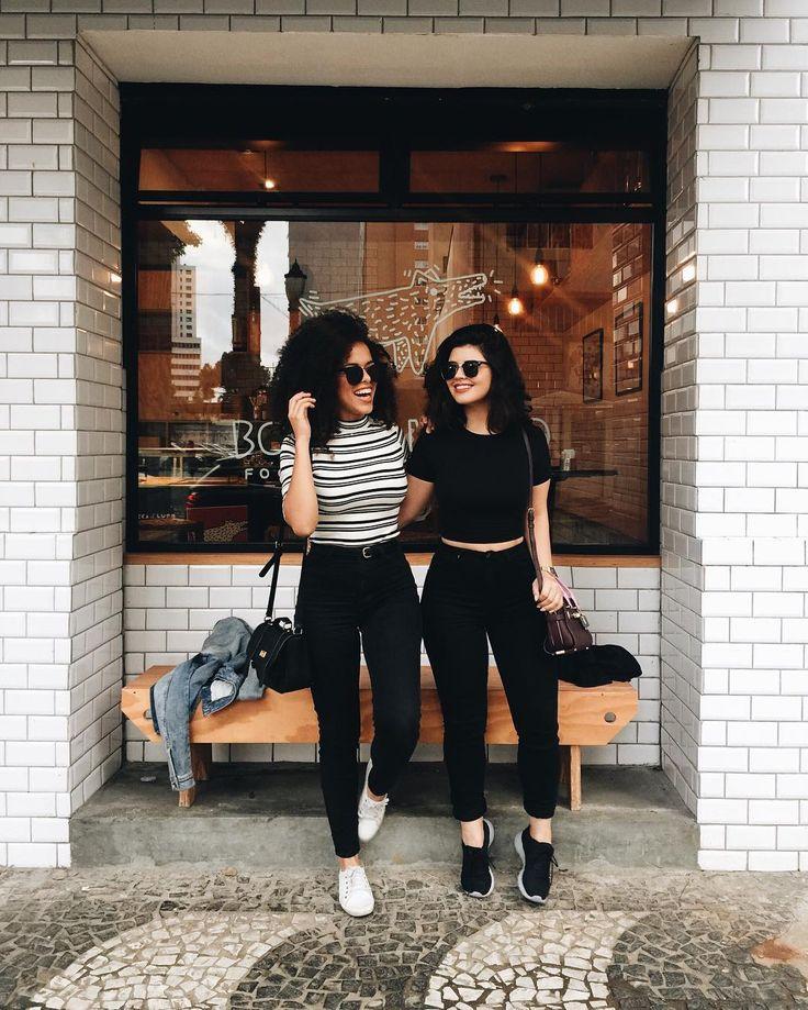 Street style Rayza Nicacio e Debora Alcântara #tudoorna