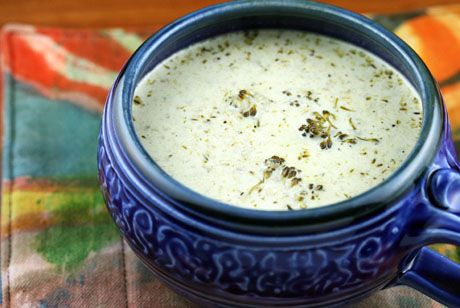Slow Cooker from Scratch: Slow-Cooker Cream of Broccoli and Cheese Soup Recipe from Soup Chick