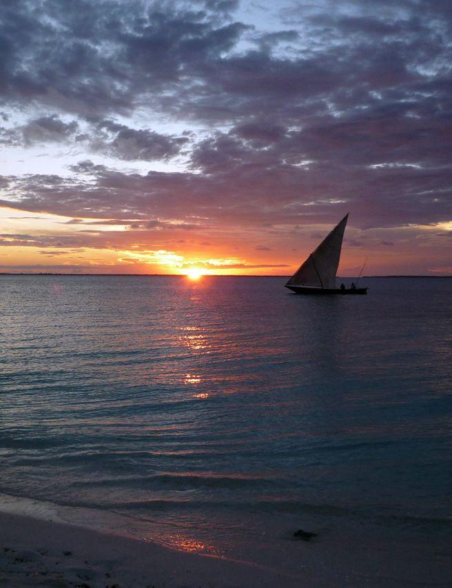 Kendwa Beach,Tanzania: