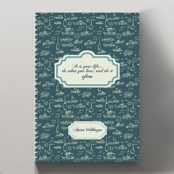 Journal For Him - Fishing
