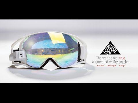 AR Ski Goggles Make Racing Down The Slopes Even More Immersive - http://www.psfk.com/2016/08/ar-ski-goggles-racing-down-slopes-more-immersive.html
