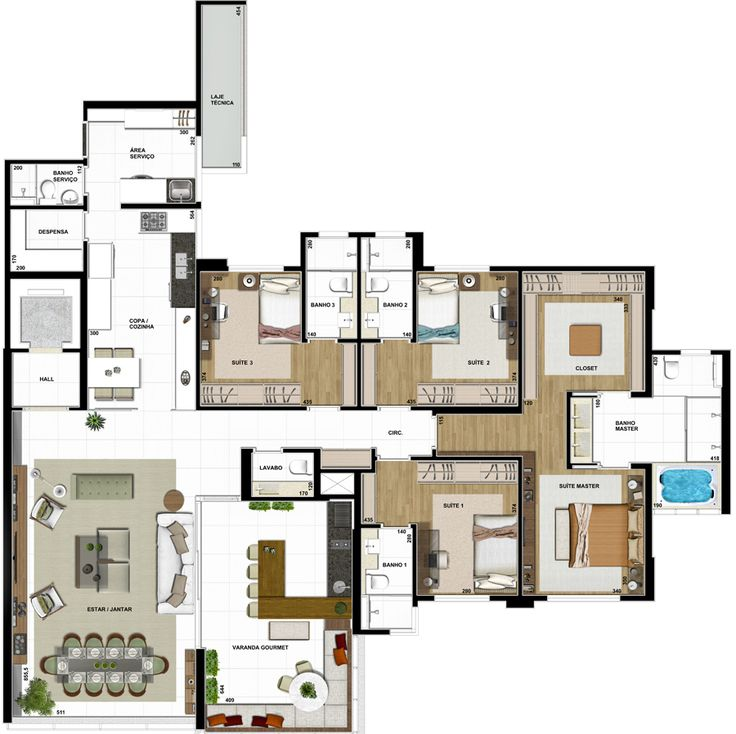 835 best Maison 3D images on Pinterest Floor plans, House floor - Logiciel De Maison 3d