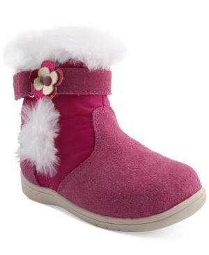 Mobility by Nina Anya Short Ankle Boots, Toddler Girls (4.5-10.5) - Pink 4.5