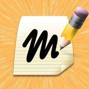 Mental Note - Anteckningar med text, bild och ljud