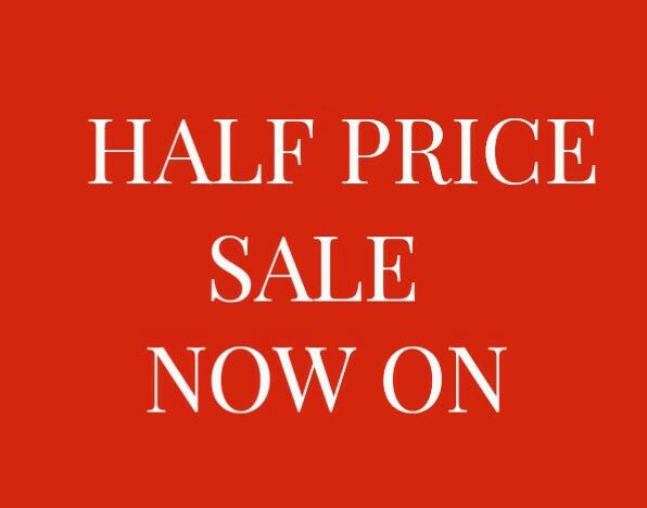 The BIG SALE #sale #discount #call