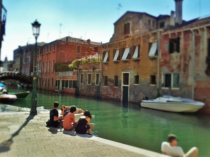 The #summertime in #Venice